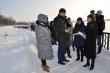 Министр строительства Удмуртии посетил Воткинск