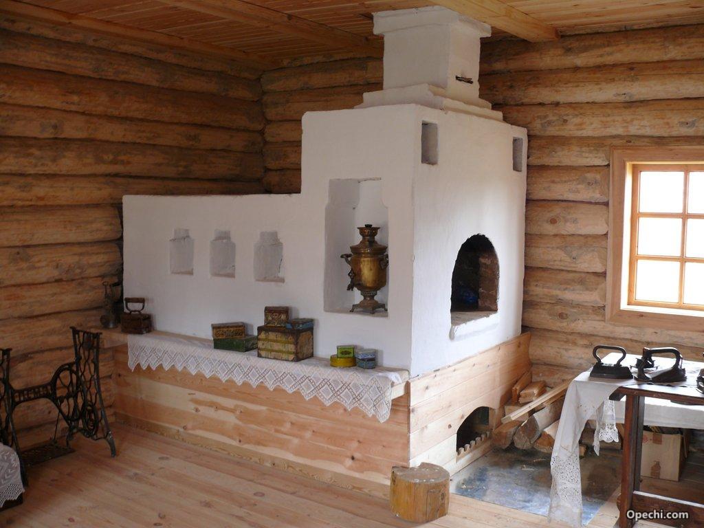 Ремонт печей в доме